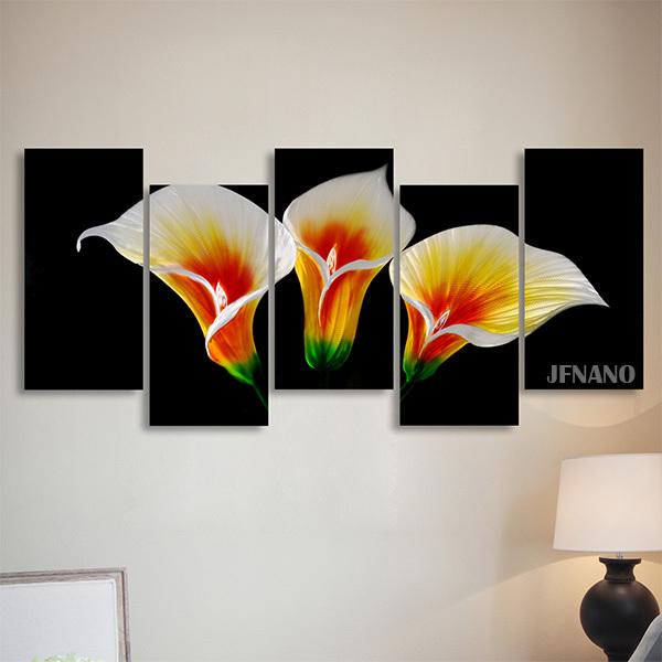 Wall Decoration Handicraft : Modern wall decor handicraft and art metal aluminum