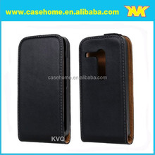 Genuine Leather Flip cover case For Motorola Moto G