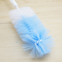 5 in 1 Baby Feeding Water Milk Bottle Cleaning Brush Set