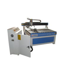 LT-1212 cnc router cutting aluminum machine with water tank for engraver stone and brass