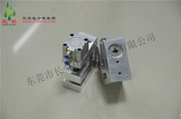 Pneumatic Corner Cutter Punch for Plastic Bag