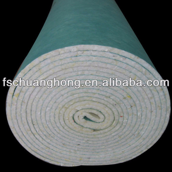 Carpet underlay use in construction,home,hotel,exhibition