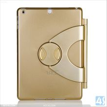Detachable bluetooth keyboard case for ipad Air/ipad5 Champagne Gold P-IPD5BTHKB004