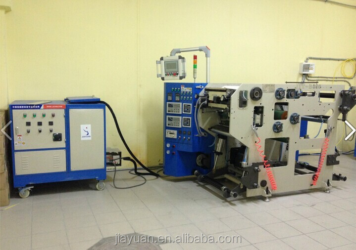 Label/Self Adhesive Tapes/Ahesive Film/Sticker/Transfer Tape making Machine, Hot Melt Glue Thermal Laninating Machine