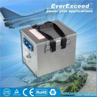 EverExceed New Arrival Ni-Cd battery for Aviation / Military Vehicle Battery