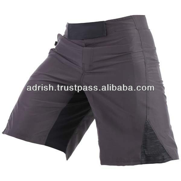 Wholesale design MMA fight shorts men blank crossfit shorts plain mma shorts