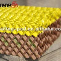 Green House Evaporative Cooling Pad Yellow