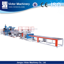 Extrusion Blow Moulding Machines recycled material PET sheet extrusion line