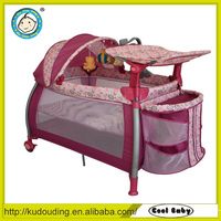 Wholesale china products foldable large playpen for babies