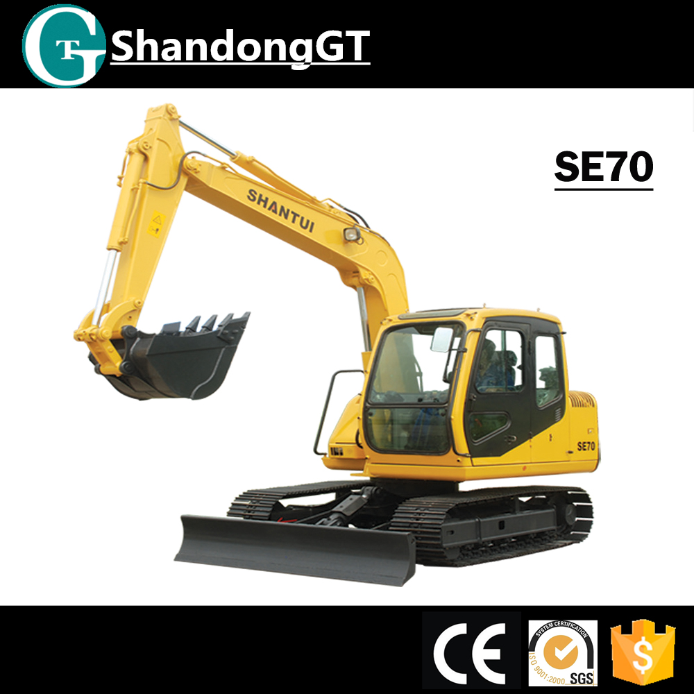 Famous Brand Japanese Used Excavator / SE70 rc Hydraulic Excavator For Sale