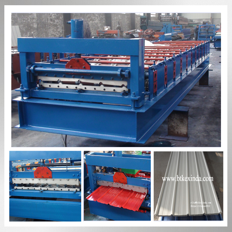roof tile machine manufacturers