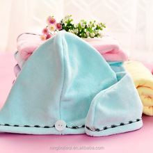 The new super-absorbent dry hair cap quick drying thick dry towel wipe the towel cap