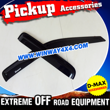 2007 -2011 DMax D-Max Weather deflectors