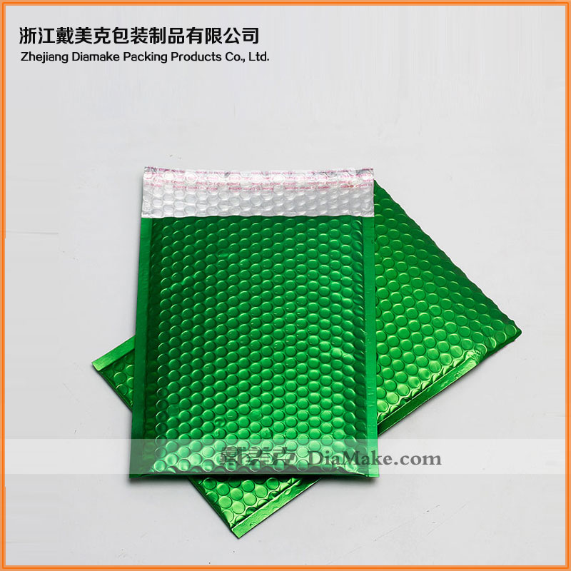 Highly recommended Wholesale Durable Heat Seal Sealing Not corroded coloured air bubble bag for Online Shopping