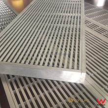 316 stainless steel linear floor drain grate, linear shower drain grates with baffle