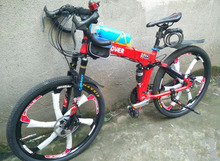 price of bajaj bikes photo , ATV bike Folding frame 26*2.125 tires 30Speed 26er mountain bike