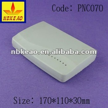 abs enclosure for electronic PNC070,free sample