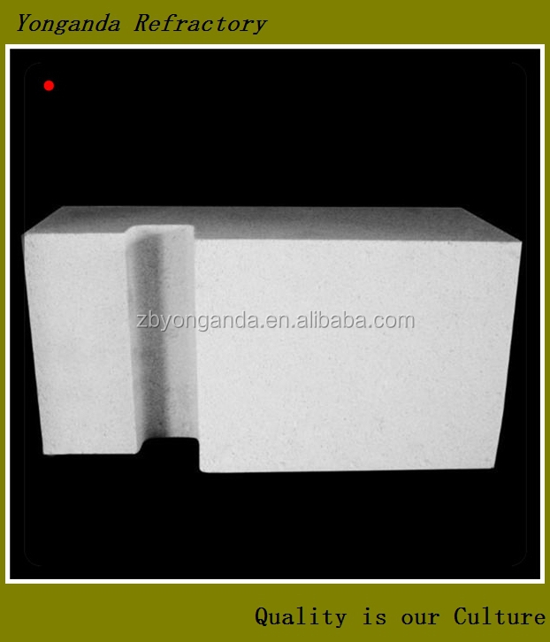 fireproof brick new material mullite contained