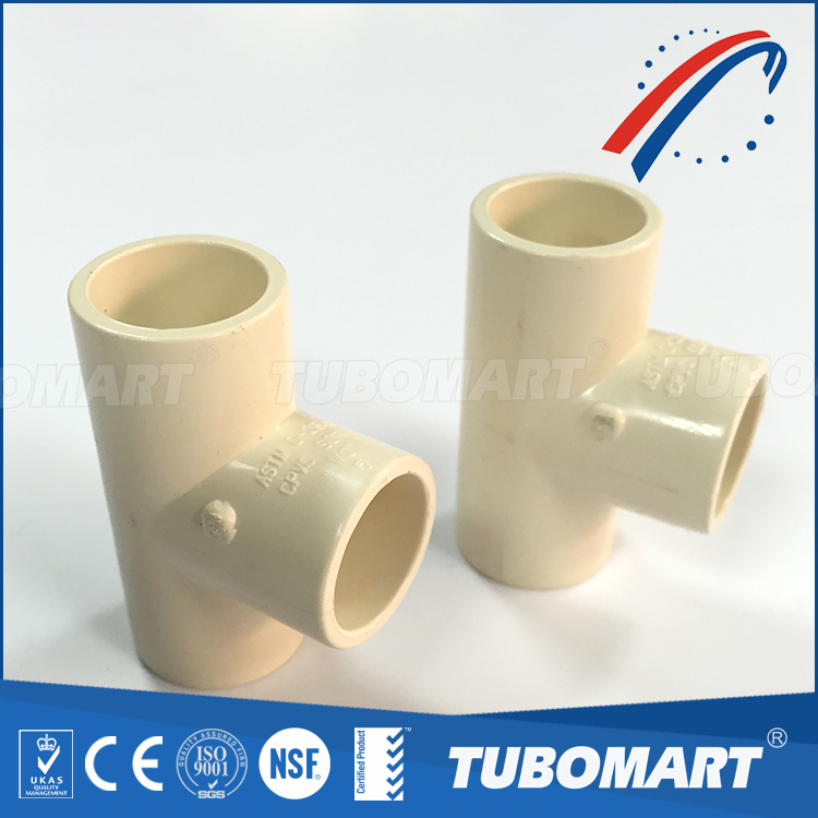 china supplier oem manufacturer pvc pipe fitting cpvc pipe fitting