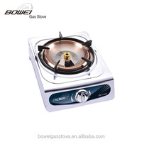 Low pressure restaurant gas stove , kitchen tools and equipment