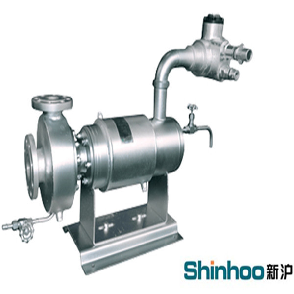 China Best Manufacturer Of Canned Motor Pump View
