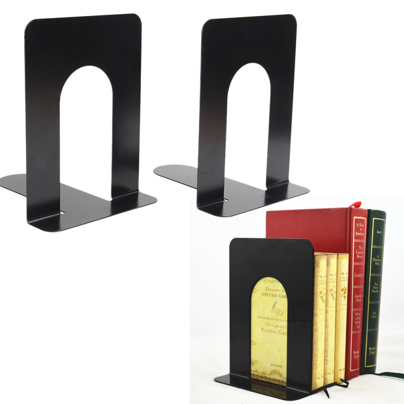 High Quality Custom Wholesale Acrylic Bookends For Library/Home/Store shop