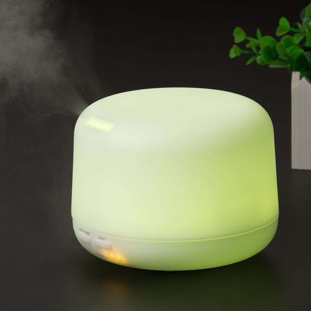 300ML Portable LED Light Essential Oil Ultrasonic Air Humidifier Electric Aroma Mist Diffuser