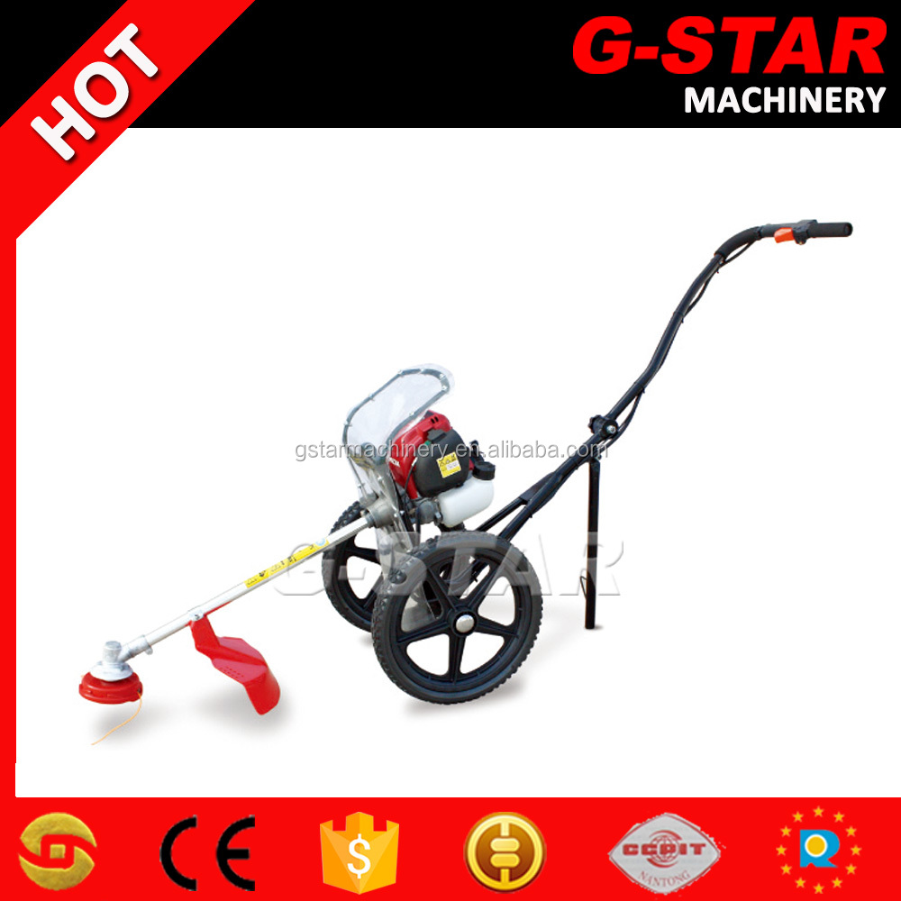 Hot sale china brush cutter on wheels ANT35 with CE