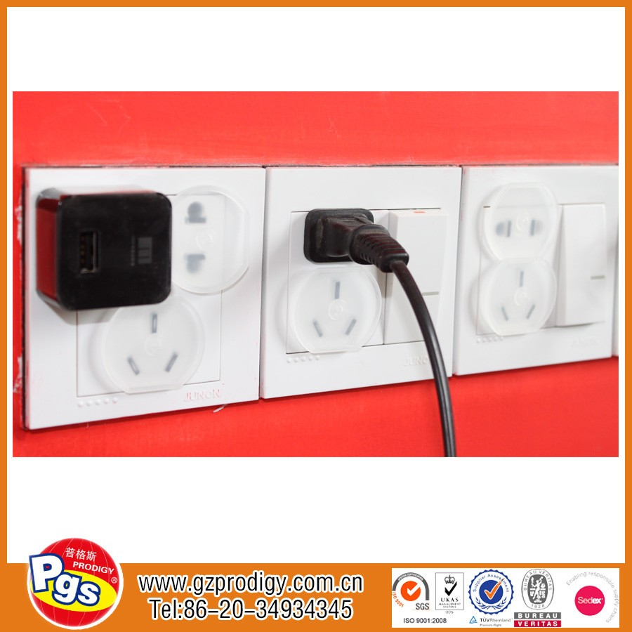 Electrical Plug outlet socket covers/ 2017 baby safety plug socket cover