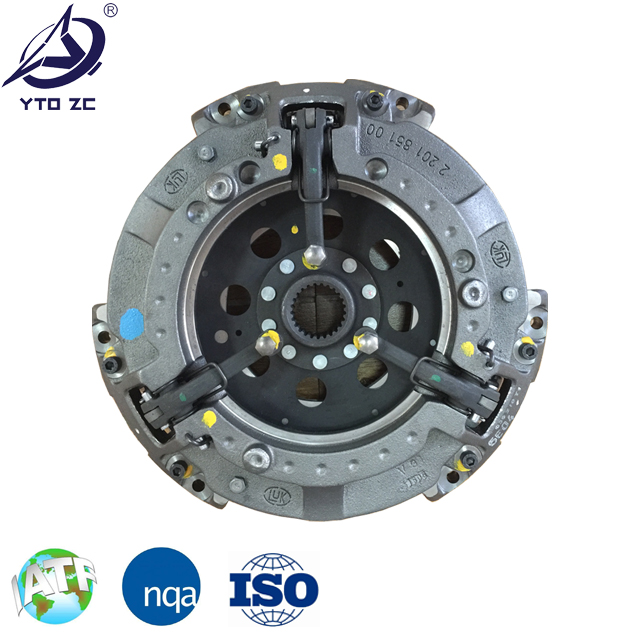 2018 new design tractor spare parts Massey Ferguson MF399 repair kit clutch disc
