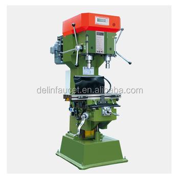 Main faucet making machinery supplier principal tapping machine ...