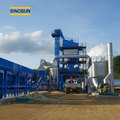 China SAP80 asphalt mixing plant,80tph asphalt machinery for sale