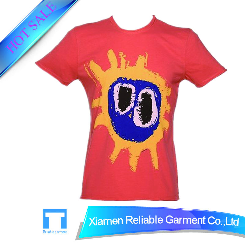 100%cotton soft and thin t-shirts t-shirts night glow different types of t shirts