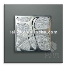 Relief abstract art