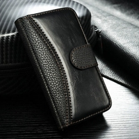 wholesale cheap price high quality Wallet Case for iphone 4/Book Case for iphone 4 4s