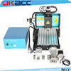 OKACC factory price 500w spindle motor 4 axis desktop cnc router 2030, cnc router engraving machine 2030