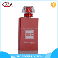 100ml wholesale perfume red hot perfume for women