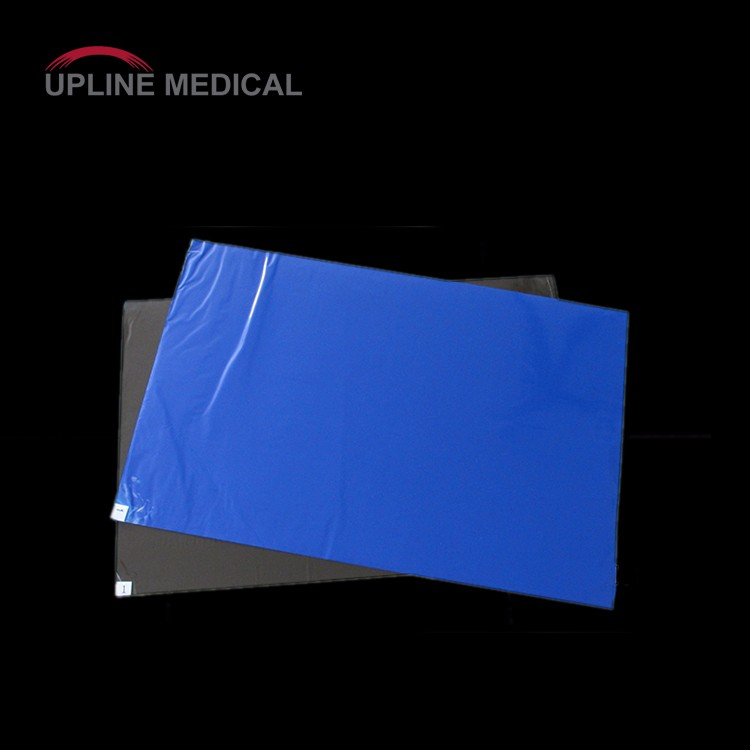 Promotional China Cheap Blue Antimicrobial Sticky Mat