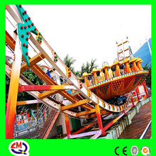 2015 new arrived outdoor amusement rides flying disco attraction extreme for sale