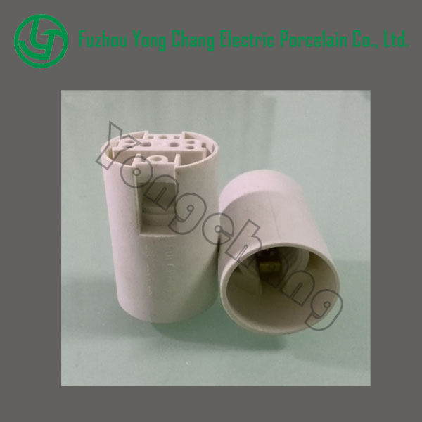 High quality plastic E14 lamp socket factory price
