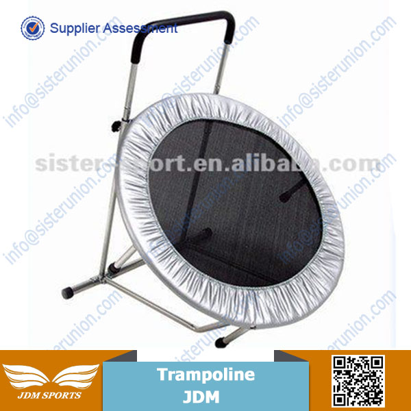 New style lovely cute deqing supplies fitness folding gym jumping Trampoline Chairs Wholesale
