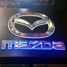 Hot sell led door courtesy light with car logo