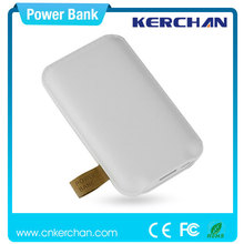 2015 innovative business ideas,super slim li-polymer credit card power bank,beauty pocket purse external backup battery