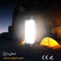UYLED UY-Q7N Magnetic Waterproof LED Camping Light for Indoor Outdoor Use