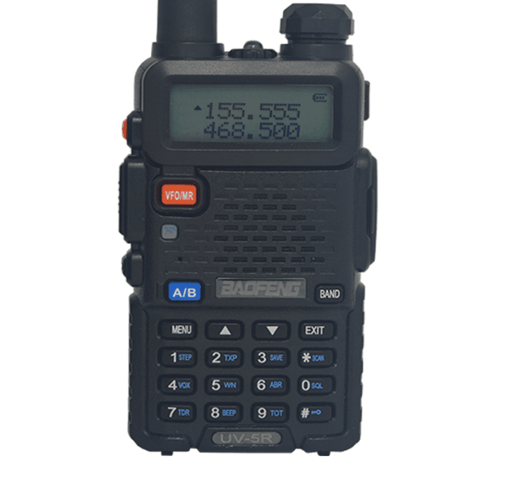 Baofeng UV-5R Hot Selling CE FCC Approved Two Band Handy Walkie Talkie