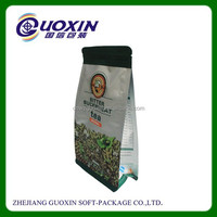 Dried foods standing up bag moisture proof plastic packaging
