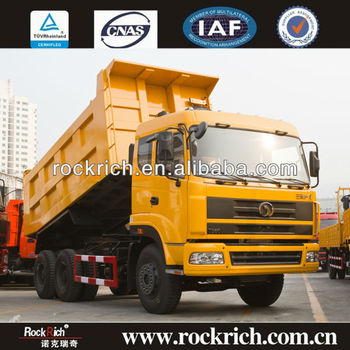 30-40T Capacity 10 Wheeler Dump Trucks For Sale