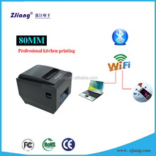 Mobile Restaurant Desktop Receipt Printer With Automatic Paper Cutter