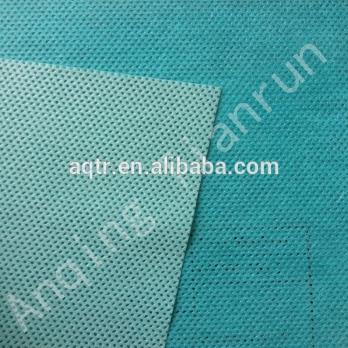 surgical Blood glucose test strips use nonwoven fabric
