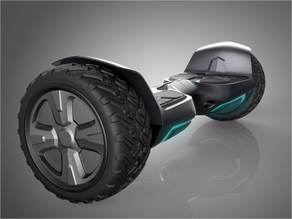 New mould 2017 electric scooter Hover Board, 2 Wheel hoverboard with samsung battery with UL 8.5 inch big tires
